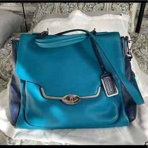 Coach Madison Bag Sadie satchel-Saffiano Leather